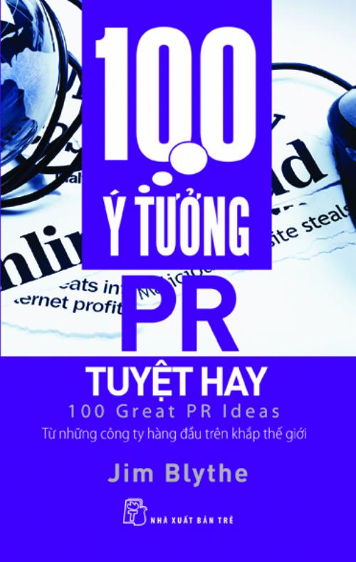 100 Ý Tưởng Pr Tuyệt Hay - EBOOK/PDF/PRC/EPUB