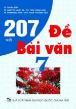 207 Đề Và Bài Văn 7
