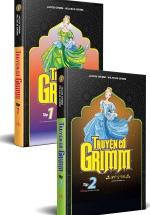 Truyện Cổ Grimm (Trọn Bộ 2 Tập) - Bìa cứng