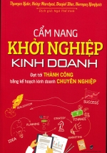 Cẩm Nang Khởi Nghiệp Kinh Doanh