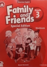 Family And Friends Special Edition 3 - Workbook