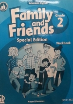 Family And Friends Special Edition 2 - Workbook