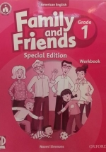 Family And Friends Special Edition 1 - Workbook
