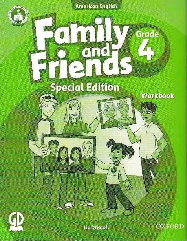 Family And Friends Special Edition 4 - Workbook - EBOOK/PDF/PRC/EPUB