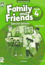 Family And Friends Special Edition 4 - Workbook