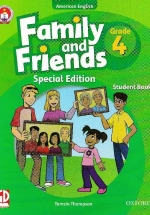 Family And Friends Special Edition 4 - Student Book
