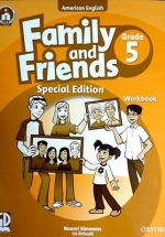 Family And Friends Special Edition 5- Workbook