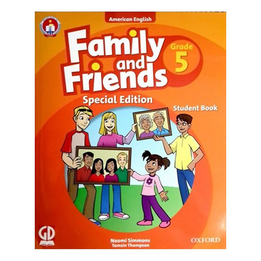 Family And Friends Special Edition 5 - Student Book - EBOOK/PDF/PRC/EPUB