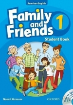 Family And Friends American Edition 1- Student Book & Student CD Pack