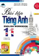 Bài Tập Tiếng Anh - English Workbook 11 - Sách Bài Tập Theo Chương Trình Mới