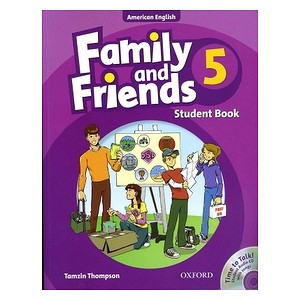 Family And Friends American Edition 5 - Student Book & Student CD Pack - EBOOK/PDF/PRC/EPUB