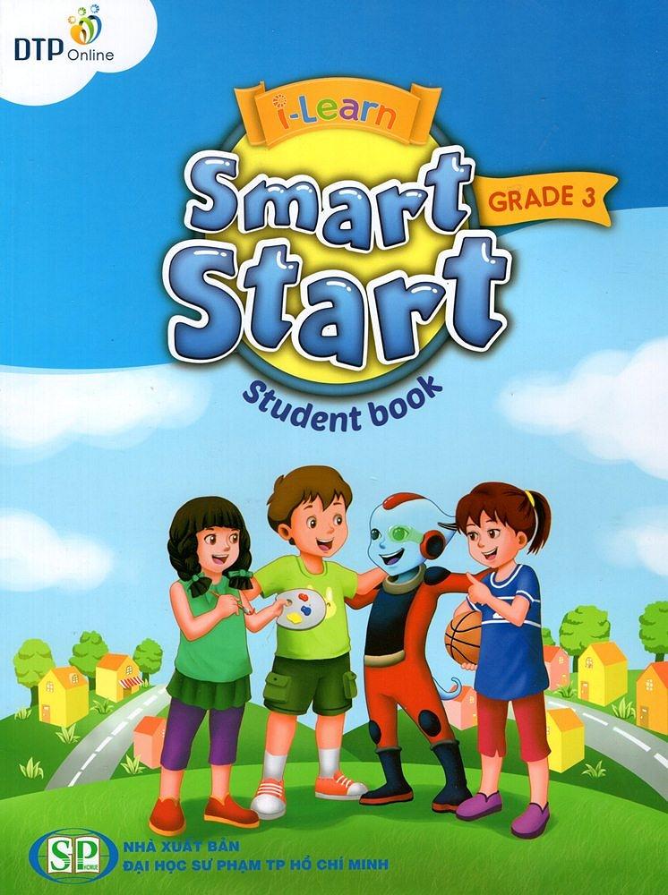 i-Learn Smart Start Grade 3 Student Book - Phiên Bản Dành Cho Các Tỉnh - EBOOK/PDF/PRC/EPUB