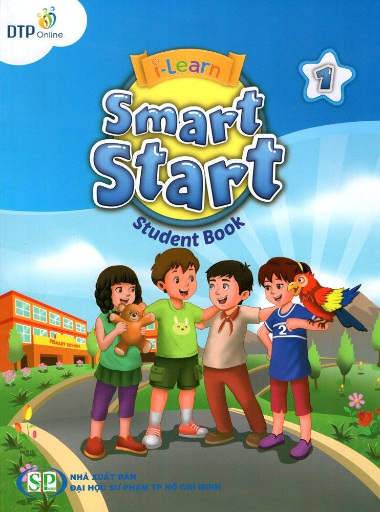 i-Learn Smart Start 1 Student Book (Phiên Bản Dành Cho TP.HCM) - EBOOK/PDF/PRC/EPUB