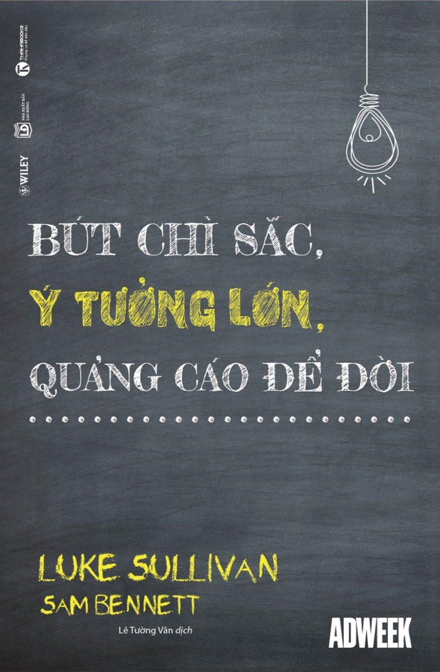 Bút Chì Sắc, Ý Tưởng Lớn, Quảng Cáo Để Đời - EBOOK/PDF/PRC/EPUB