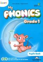 i-Learn My Phonics Grade 1 Student Book (Phiên Bản Dành Cho Các Tỉnh)