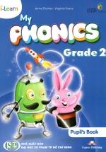 I-Learn My Phonics Grade 2 Pupil's Book (Phiên Bản Dành Cho Các Tỉnh)