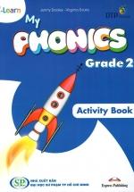 I-Learn My Phonics Grade 2 Activity Book (Phiên Bản Dành Cho Các Tỉnh)