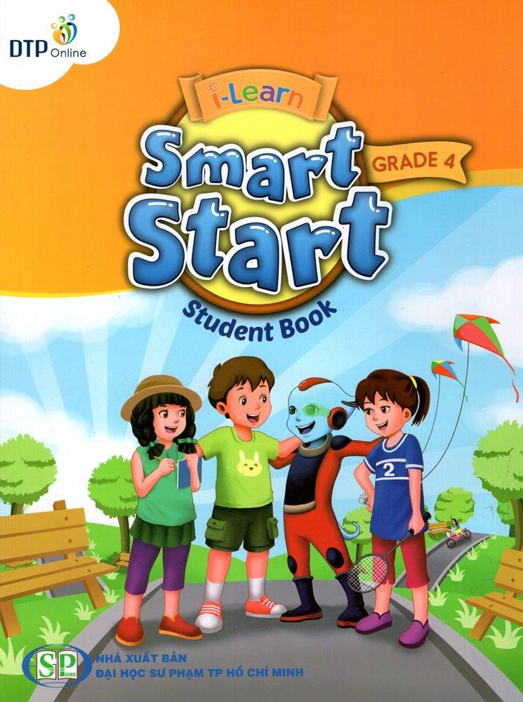 i-Learn Smart Start Grade 4 Student Book (Phiên Bản Dành Cho Các Tỉnh) - EBOOK/PDF/PRC/EPUB