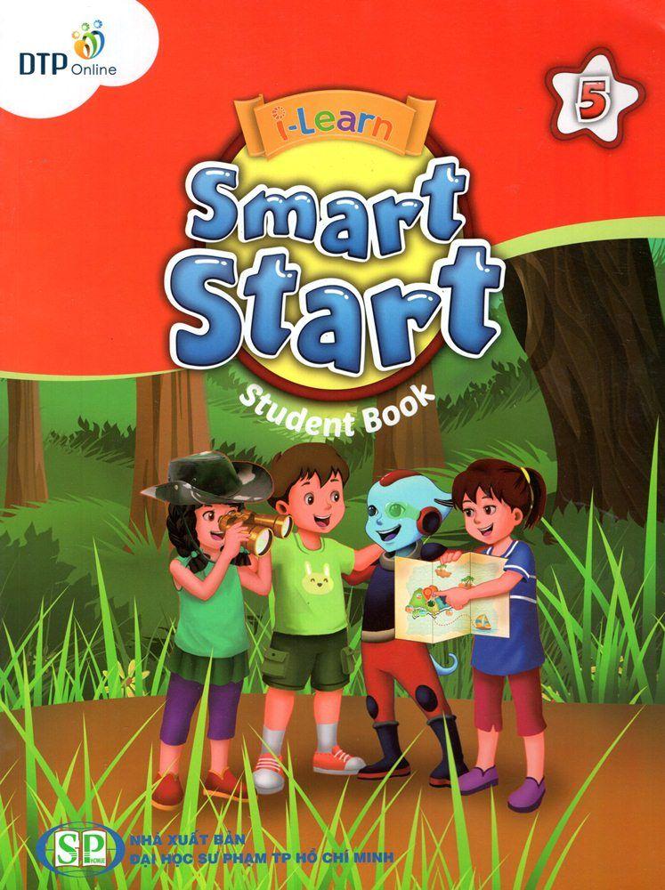 i-Learn Smart Start 5 Student Book (Phiên Bản Dành Cho TP.HCM) - EBOOK/PDF/PRC/EPUB