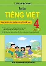 Giải Tiếng Việt 4 Tập 1B