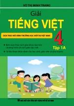Giải Tiếng Việt 4 Tập 1A