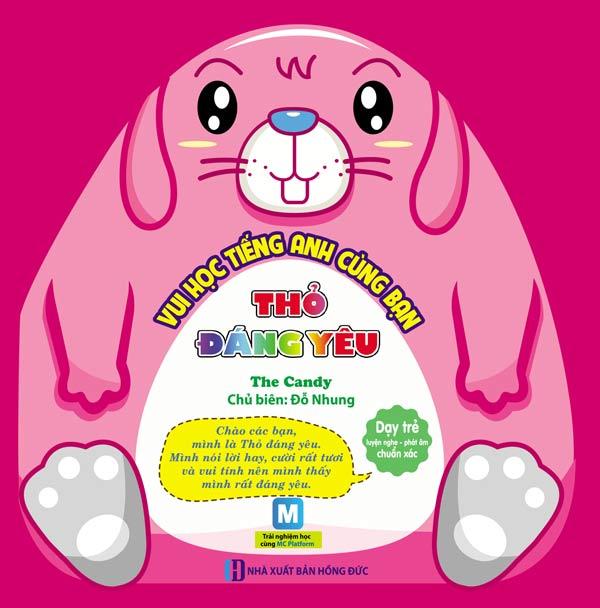 Vui Học Tiếng Anh Cùng Bạn Thỏ Đáng Yêu