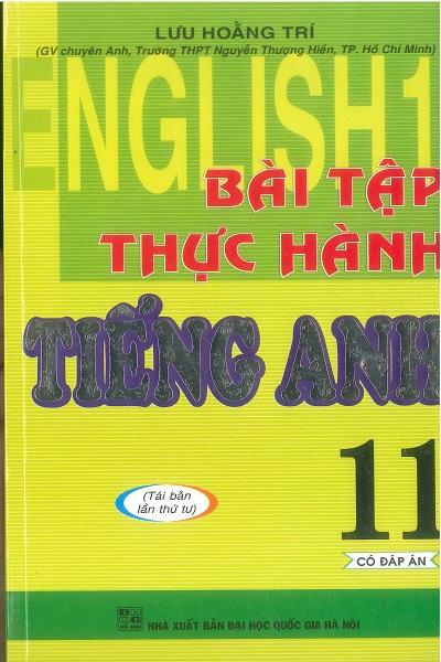 Bài Tập Thực Hành Tiếng Anh 11 - EBOOK/PDF/PRC/EPUB