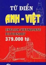 Từ Điển Anh Việt (379.000 từ)