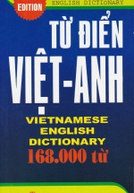 Từ Điển Việt - Anh (168.000 Từ)