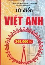 Từ Điển Việt Anh 245.000 Từ