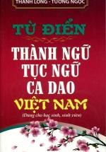 Từ Điển Thành Ngữ Tục Ngữ Ca Dao Việt Nam - Khang Việt Book
