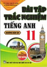 Bài Tập Trắc Nghiệm Tiếng Anh Lớp 11 - Chương Trình Thí Điểm (Không Đáp Án)