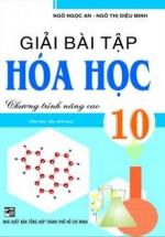 Giải Bài Tập Hóa Học 10 - Chương Trình Nâng Cao