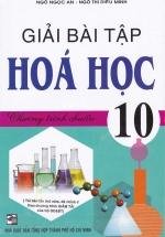 Giải Bài Tập Hóa Học 10 - Chương Trình Chuẩn