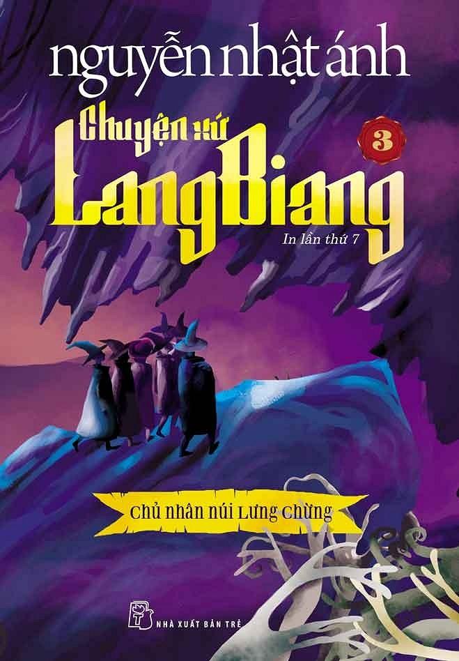 Chuyện Xứ Lang Biang 3: Chủ Nhân Núi Lưng Chừng - EBOOK/PDF/PRC/EPUB