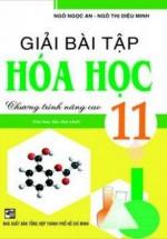 Giải Bài Tập Hóa Học 11 - Chương Trình Nâng Cao