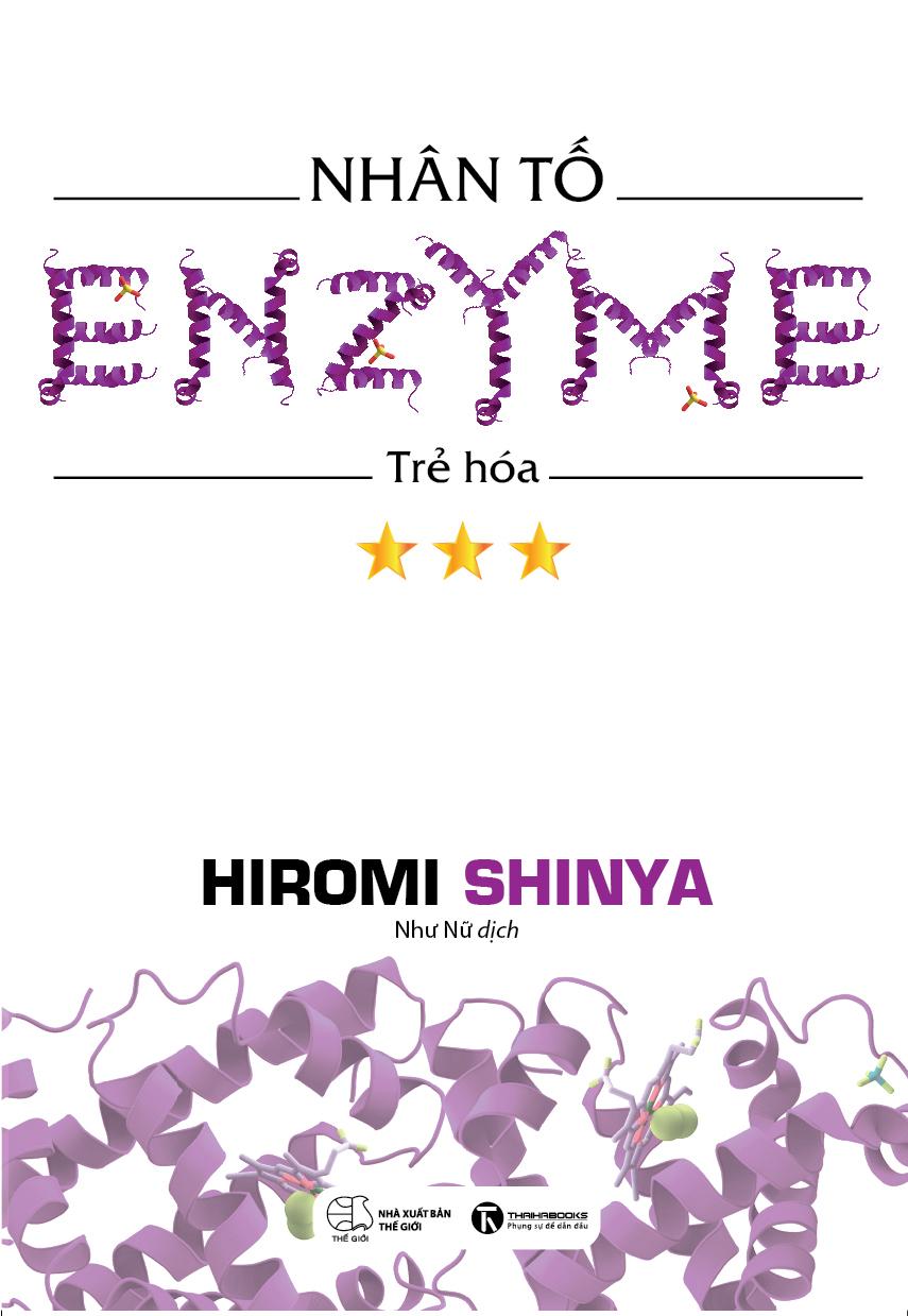 Nhân Tố Enzyme – Trẻ Hóa - EBOOK/PDF/PRC/EPUB
