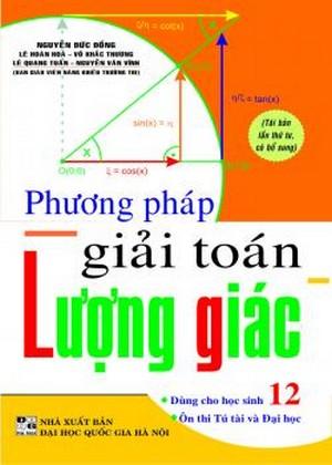 Phương Pháp Giải Toán Lượng Giác 12 - EBOOK/PDF/PRC/EPUB