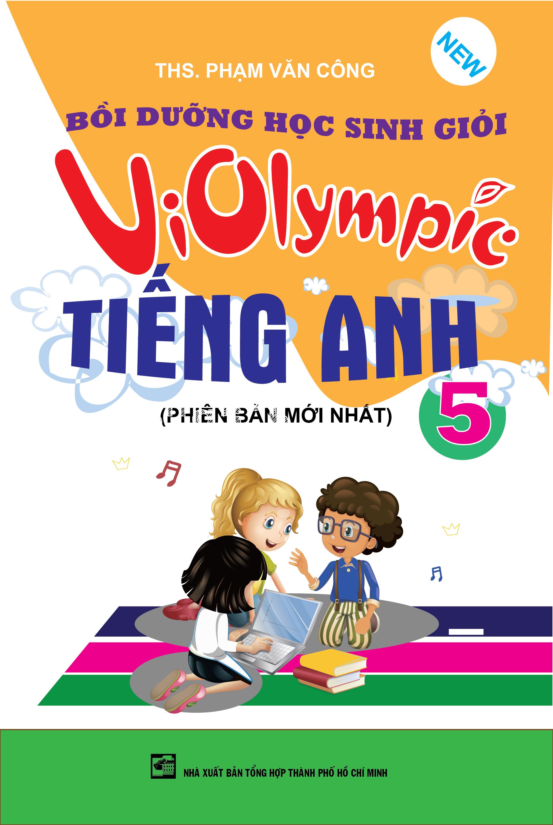Bồi Dưỡng Học Sinh Giỏi Violympic Tiếng Anh Lớp 5