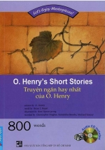 Happy Reader - Truyện Ngắn Hay Nhất Của O. Henry - Kèm CD