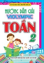 Hướng dẫn giải Violympic Toán Lớp 2