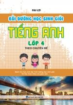 Bồi Dưỡng Học Sinh Giỏi Tiếng Anh Lớp 4 Theo Chuyên Đề