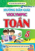 Hướng dẫn giải Violympic Toán Lớp 5 quyển 2