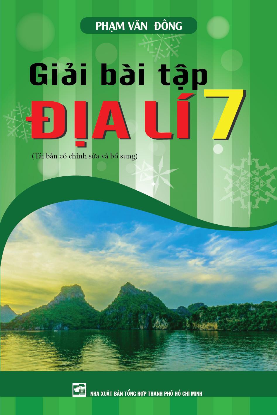 Giải Bài Tập Địa Lí 7 - EBOOK/PDF/PRC/EPUB