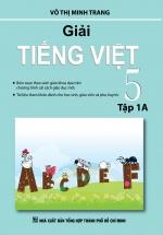 Giải Tiếng Việt 5 Tập 1A
