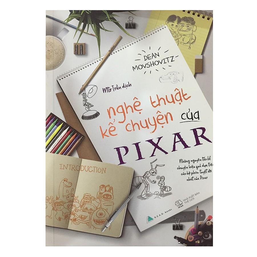 Nghệ Thuật Kể Chuyện Của Pixar - EBOOK/PDF/PRC/EPUB