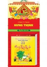 Lịch Bloc Siêu Đại 2018 KV05 (25x35 cm) - Phong Thủy Tài Lộc