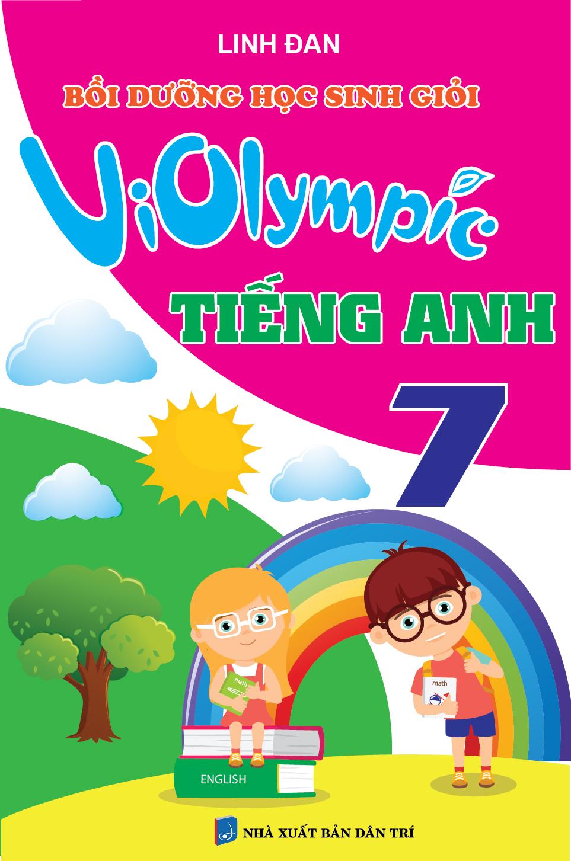 Bồi Dưỡng Học Sinh Giỏi Violympic Tiếng Anh 7 - EBOOK/PDF/PRC/EPUB