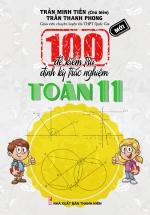 100 Đề Kiểm Tra Định Kì Trắc Nghiệm Toán 11