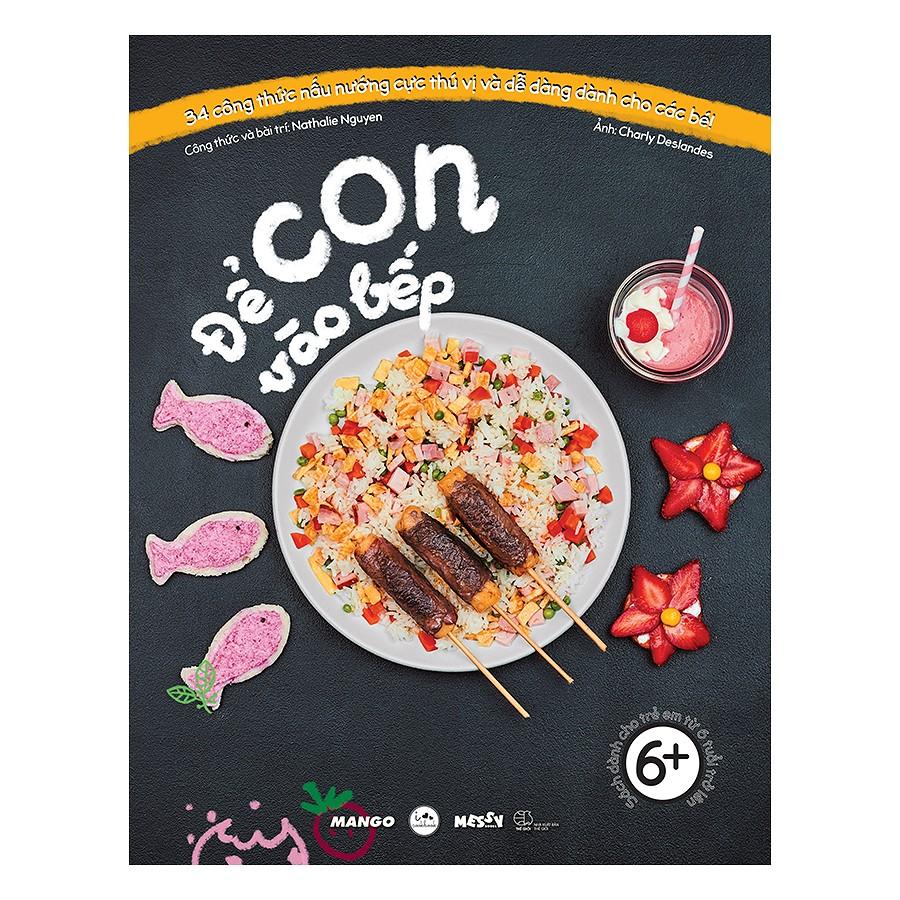 Để Con Vào Bếp - EBOOK/PDF/PRC/EPUB
